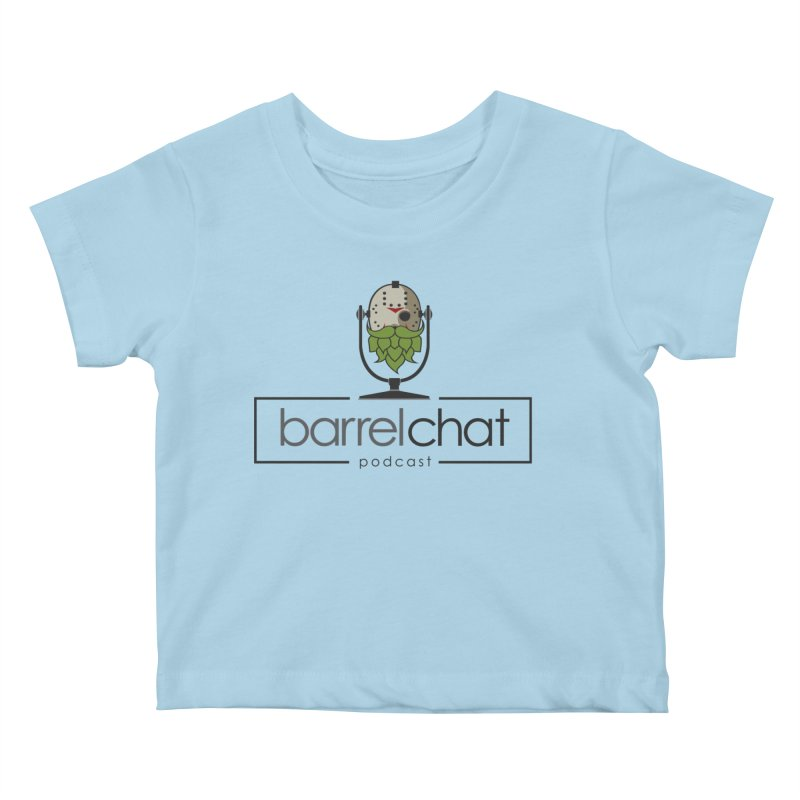 Barrel Chat Podcast - Halloween (Jason Voorhees) Kids Baby T-Shirt by Barrel Chat Podcast Merch Shop
