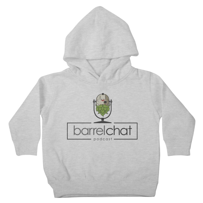 Barrel Chat Podcast - Halloween (Jason Voorhees) Kids Toddler Pullover Hoody by Barrel Chat Podcast Merch Shop