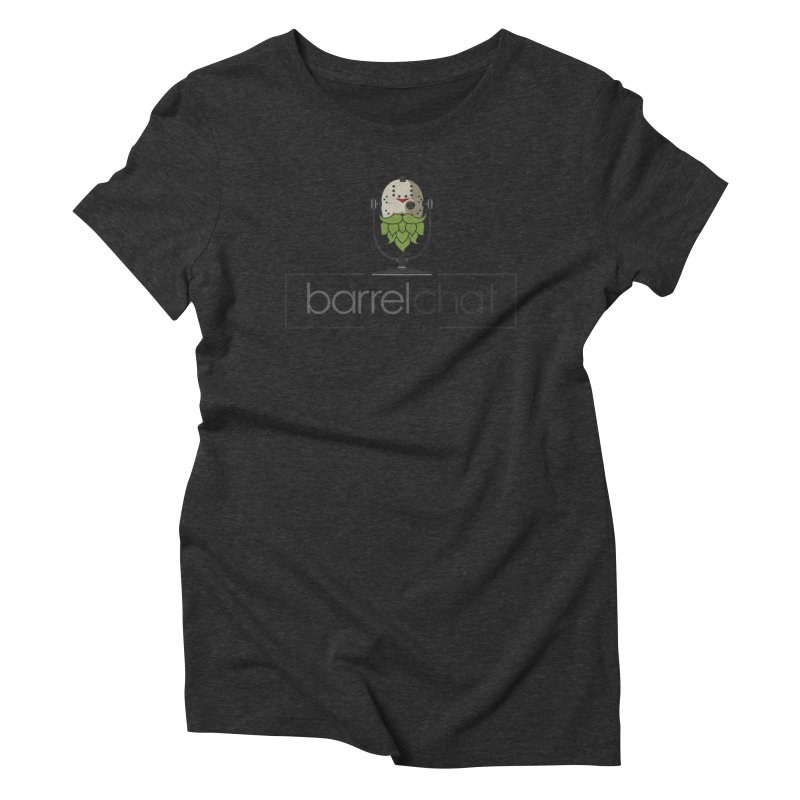 Barrel Chat Podcast - Halloween (Jason Voorhees) Women's Triblend T-Shirt by Barrel Chat Podcast Merch Shop