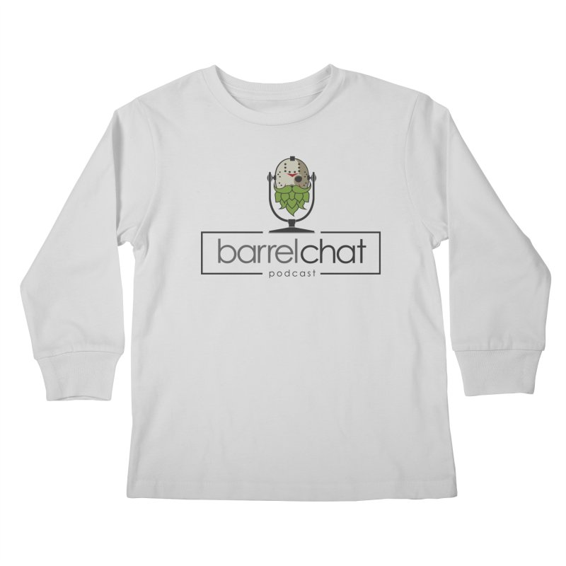Barrel Chat Podcast - Halloween (Jason Voorhees) Kids Longsleeve T-Shirt by Barrel Chat Podcast Merch Shop