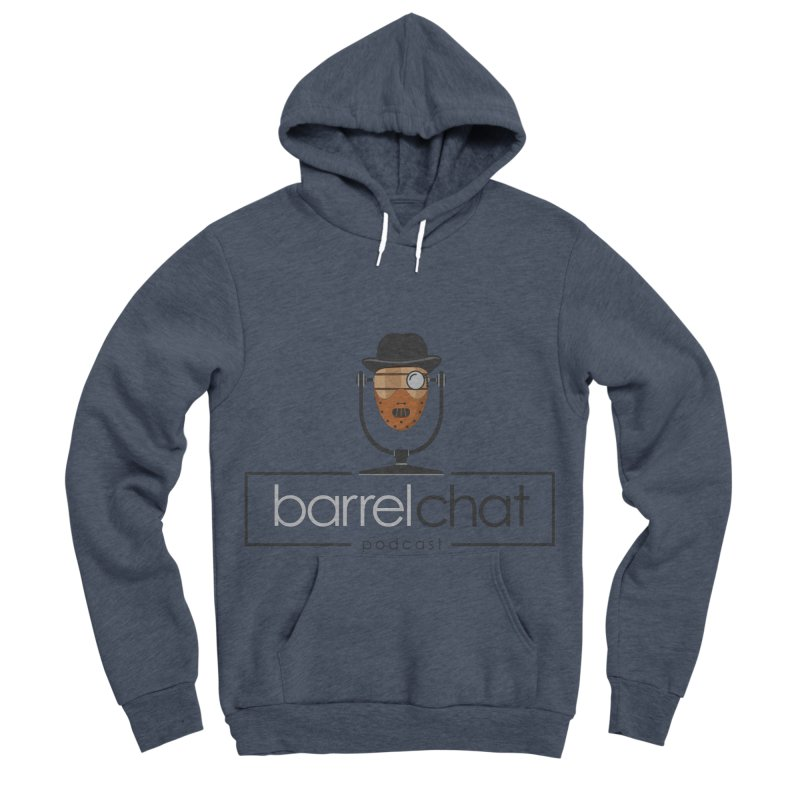 Barrel Chat Podcast - Halloween (Hannibal Lecter) Women's Sponge Fleece Pullover Hoody by Barrel Chat Podcast Merch Shop