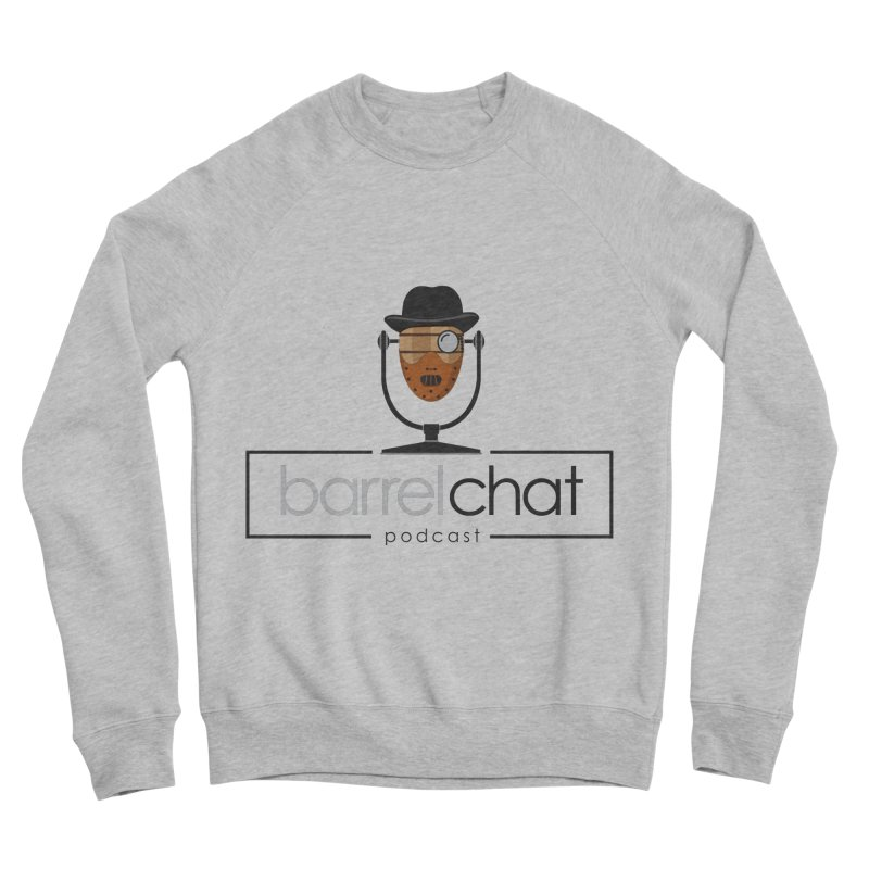 Barrel Chat Podcast - Halloween (Hannibal Lecter) Women's Sponge Fleece Sweatshirt by Barrel Chat Podcast Merch Shop