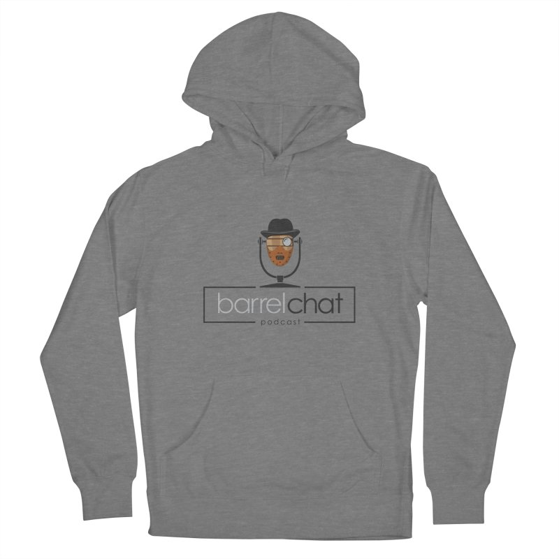 Barrel Chat Podcast - Halloween (Hannibal Lecter) Women's Pullover Hoody by Barrel Chat Podcast Merch Shop
