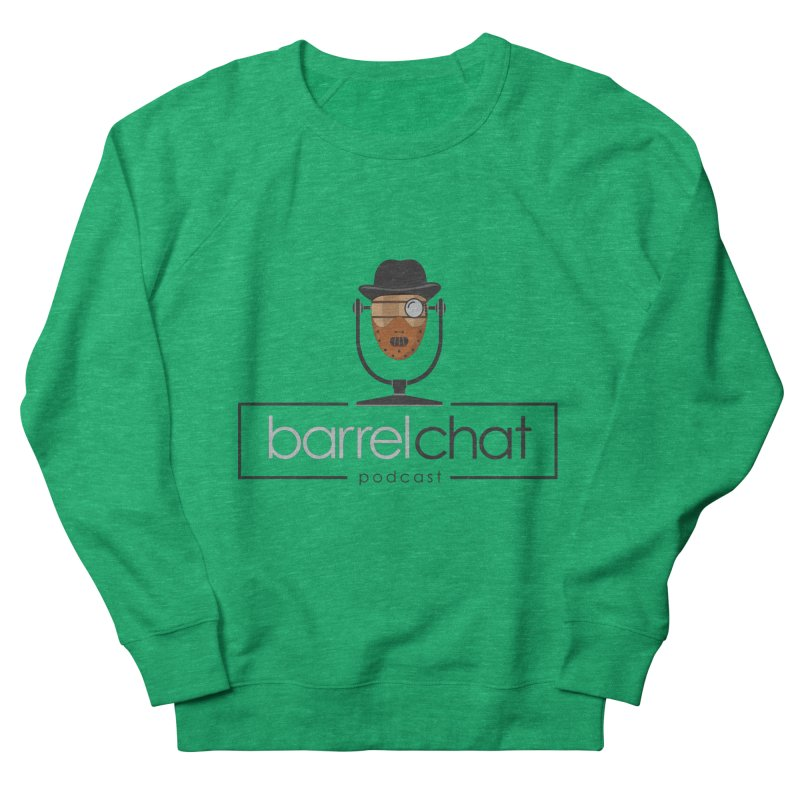 Barrel Chat Podcast - Halloween (Hannibal Lecter) Women's Sweatshirt by Barrel Chat Podcast Merch Shop