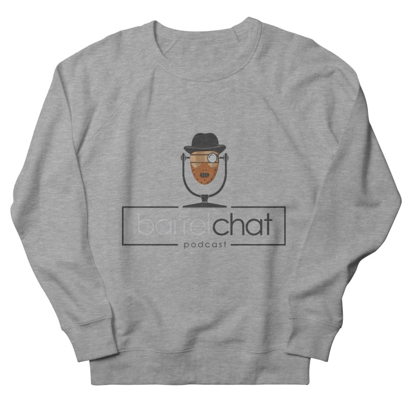 Barrel Chat Podcast - Halloween (Hannibal Lecter) Women's French Terry Sweatshirt by Barrel Chat Podcast Merch Shop