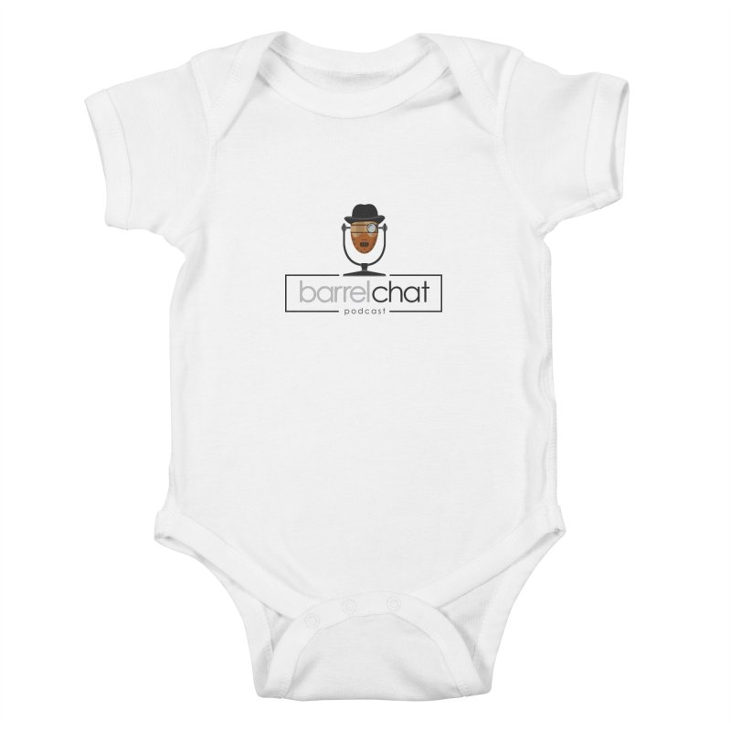 Barrel Chat Podcast - Halloween (Hannibal Lecter) Kids Baby Bodysuit by Barrel Chat Podcast Merch Shop