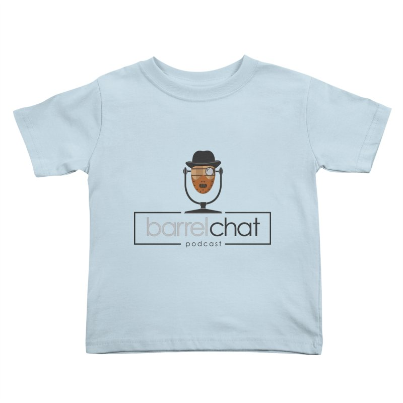 Barrel Chat Podcast - Halloween (Hannibal Lecter) Kids Toddler T-Shirt by Barrel Chat Podcast Merch Shop