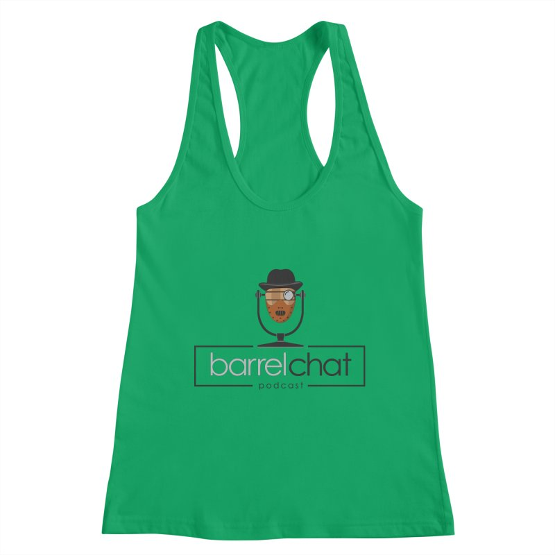 Barrel Chat Podcast - Halloween (Hannibal Lecter) Women's Tank by Barrel Chat Podcast Merch Shop