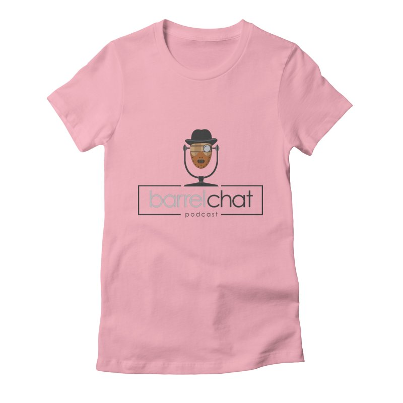Barrel Chat Podcast - Halloween (Hannibal Lecter) Women's Fitted T-Shirt by Barrel Chat Podcast Merch Shop