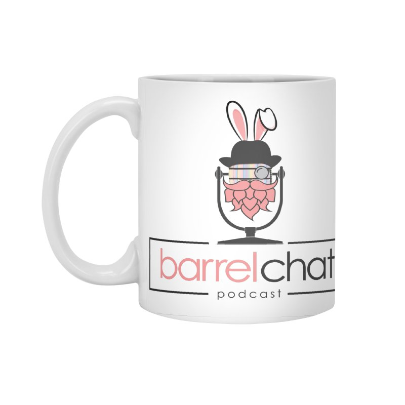 Barrel Chat Podcast - Easter Accessories Mug by Barrel Chat Podcast Merch Shop