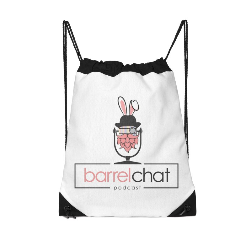 Barrel Chat Podcast - Easter Accessories Drawstring Bag Bag by Barrel Chat Podcast Merch Shop