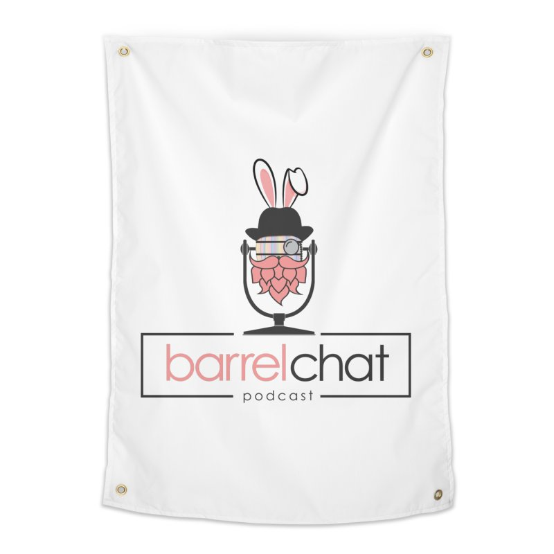 Barrel Chat Podcast - Easter Home Tapestry by Barrel Chat Podcast Merch Shop