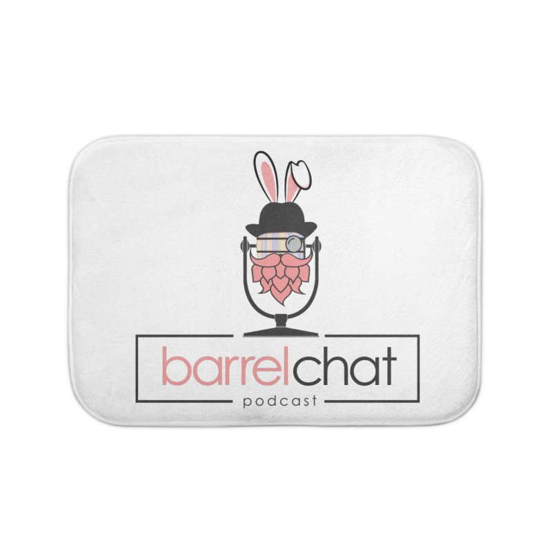 Barrel Chat Podcast - Easter Home Bath Mat by Barrel Chat Podcast Merch Shop