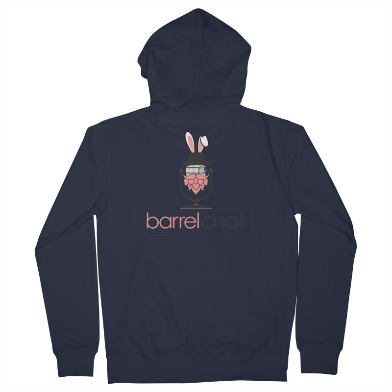 Barrel Chat Podcast - Easter Women's French Terry Zip-Up Hoody by Barrel Chat Podcast Merch Shop