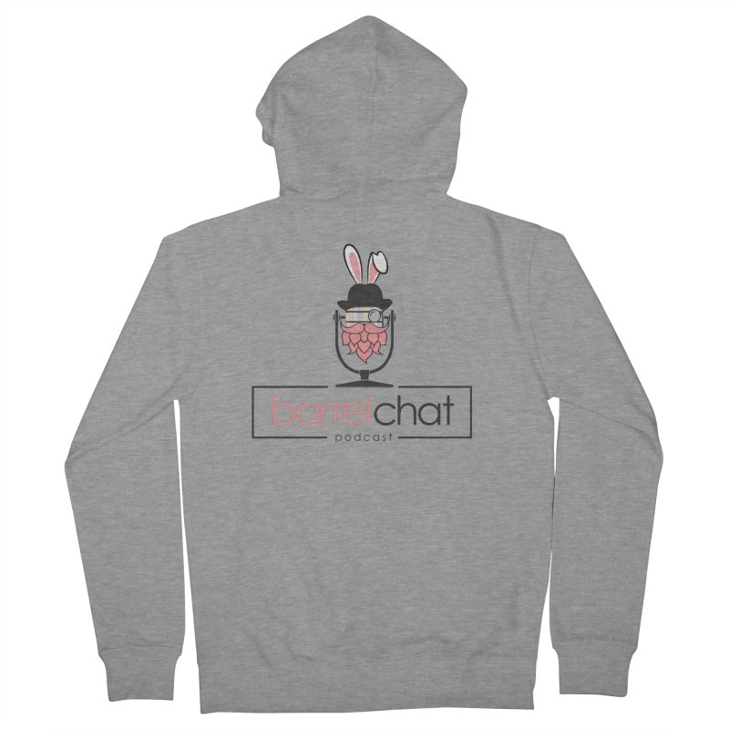Barrel Chat Podcast - Easter Men's French Terry Zip-Up Hoody by Barrel Chat Podcast Merch Shop