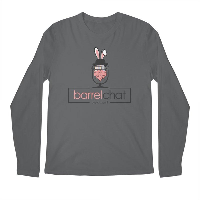 Barrel Chat Podcast - Easter Men's Regular Longsleeve T-Shirt by Barrel Chat Podcast Merch Shop