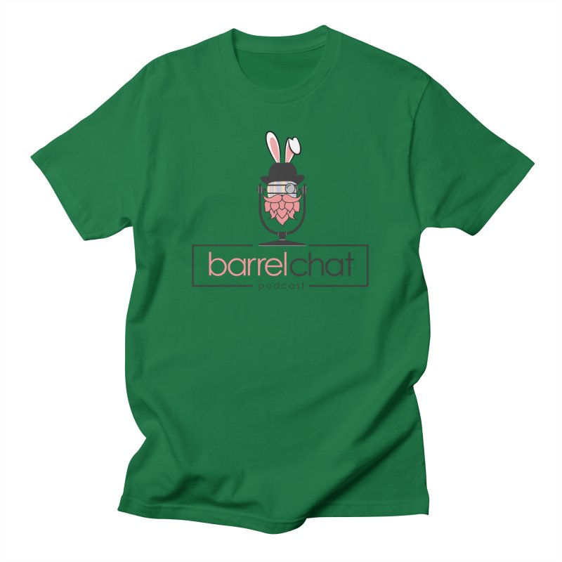 Barrel Chat Podcast - Easter Men's Regular T-Shirt by Barrel Chat Podcast Merch Shop