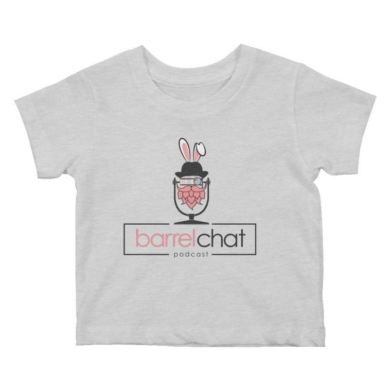 Barrel Chat Podcast - Easter Kids Baby T-Shirt by Barrel Chat Podcast Merch Shop