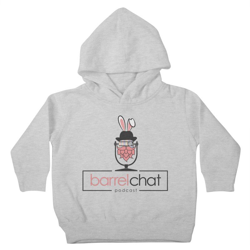 Barrel Chat Podcast - Easter Kids Toddler Pullover Hoody by Barrel Chat Podcast Merch Shop