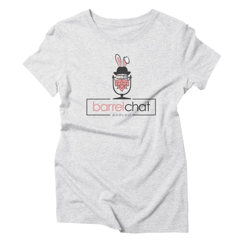 Barrel Chat Podcast - Easter Women's Triblend T-Shirt by Barrel Chat Podcast Merch Shop