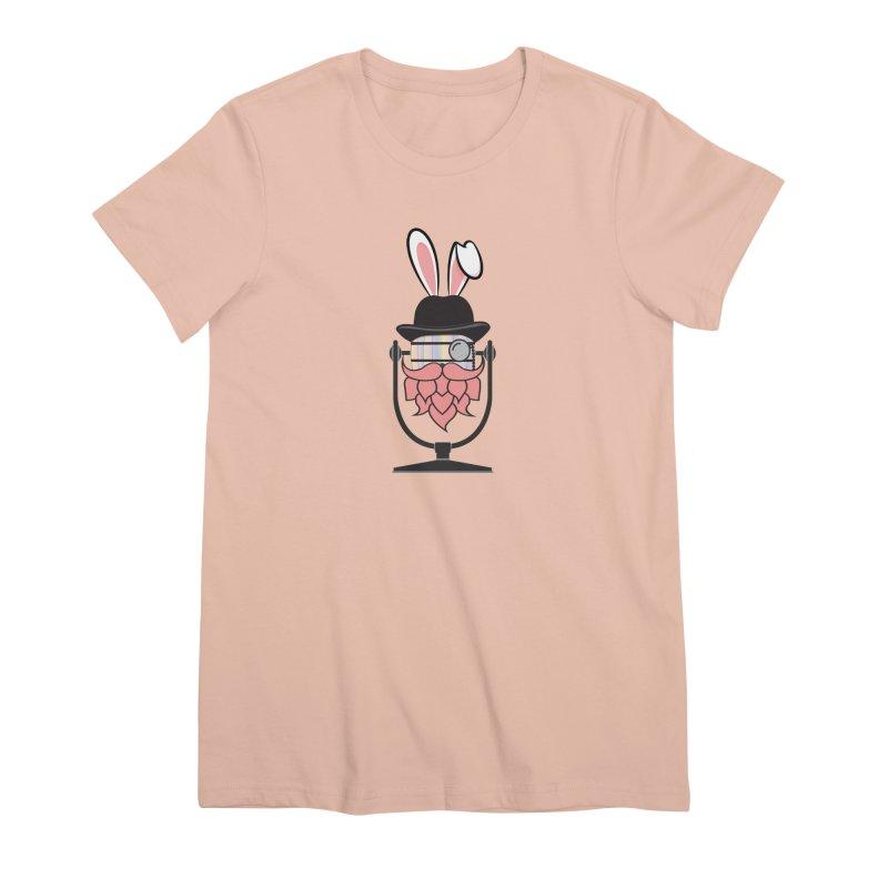 Easter Hoppy Women's Premium T-Shirt by Barrel Chat Podcast Merch Shop