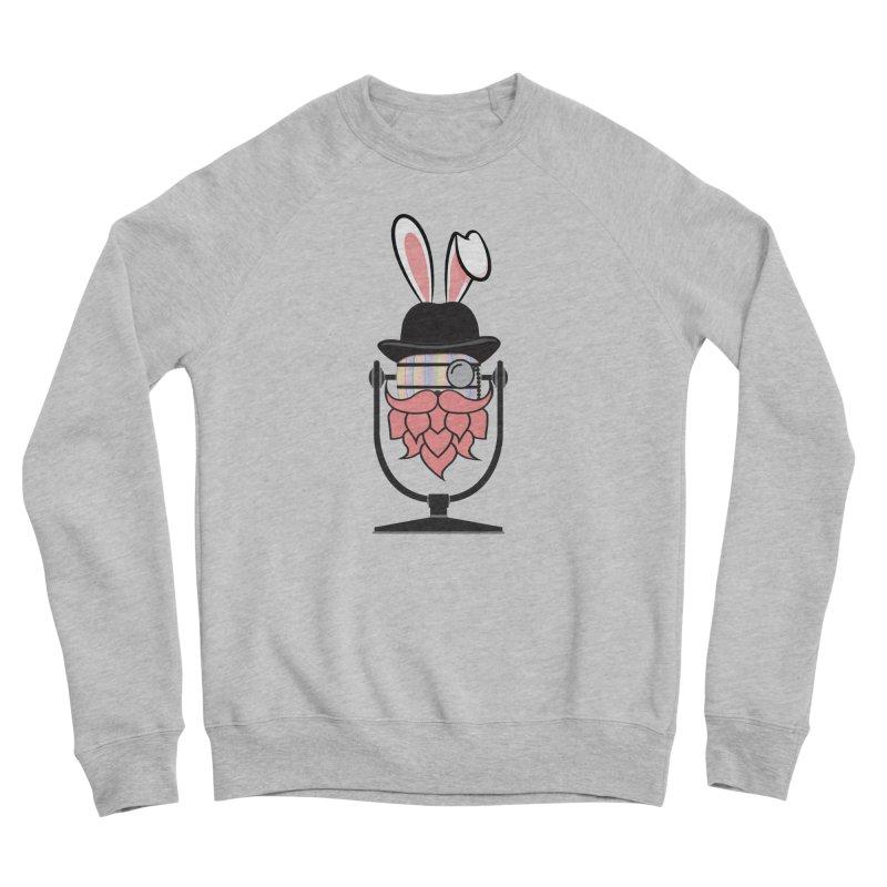 Easter Hoppy Men's Sponge Fleece Sweatshirt by Barrel Chat Podcast Merch Shop