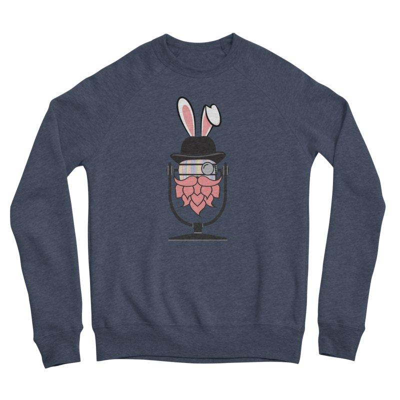 Easter Hoppy Women's Sponge Fleece Sweatshirt by Barrel Chat Podcast Merch Shop