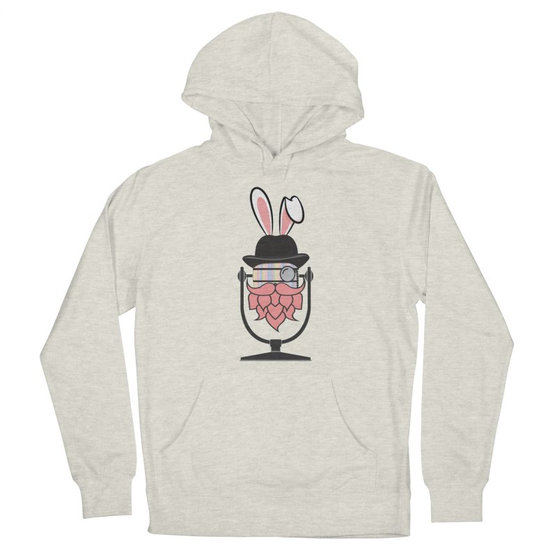 Easter Hoppy Women's French Terry Pullover Hoody by Barrel Chat Podcast Merch Shop
