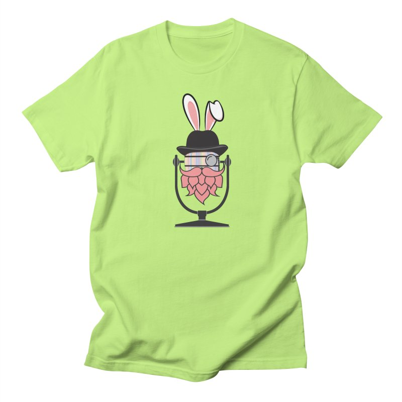 Easter Hoppy Women's Regular Unisex T-Shirt by Barrel Chat Podcast Merch Shop