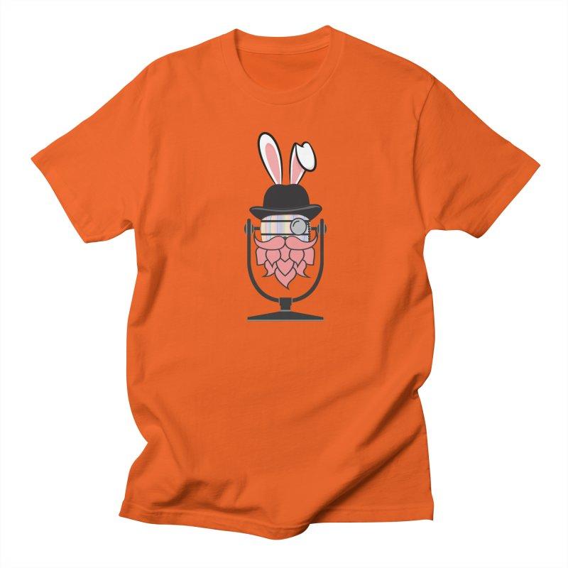 Easter Hoppy Men's Regular T-Shirt by Barrel Chat Podcast Merch Shop