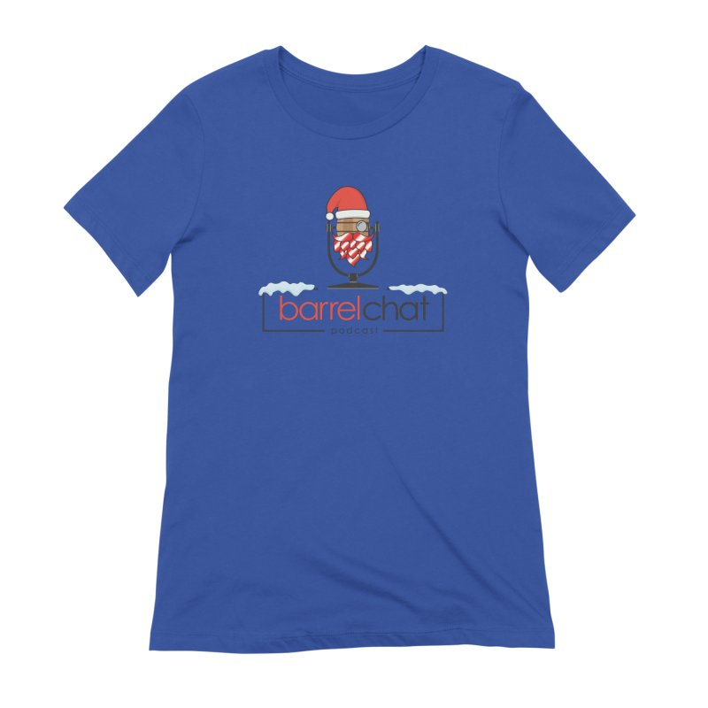 Barrel Chat Podcast - Christmas Women's Extra Soft T-Shirt by Barrel Chat Podcast Merch Shop