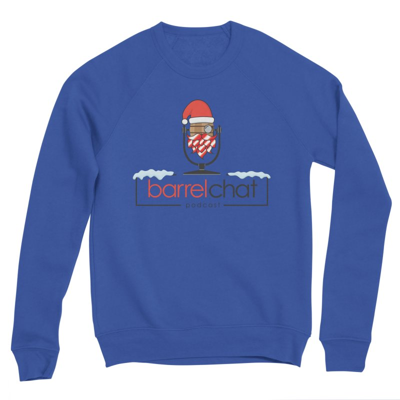 Barrel Chat Podcast - Christmas Women's Sponge Fleece Sweatshirt by Barrel Chat Podcast Merch Shop