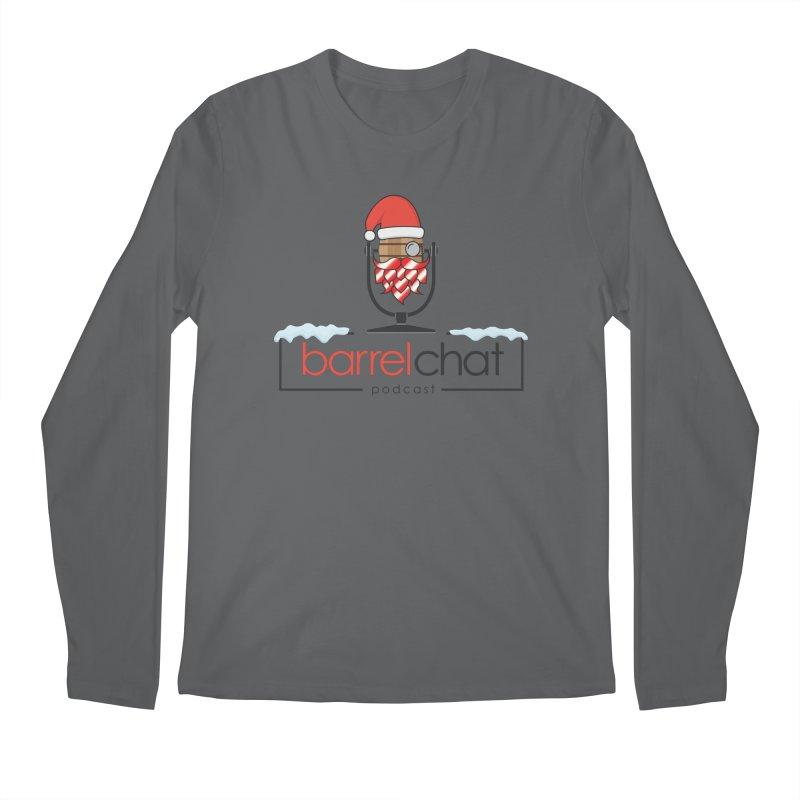 Barrel Chat Podcast - Christmas Men's Longsleeve T-Shirt by Barrel Chat Podcast Merch Shop