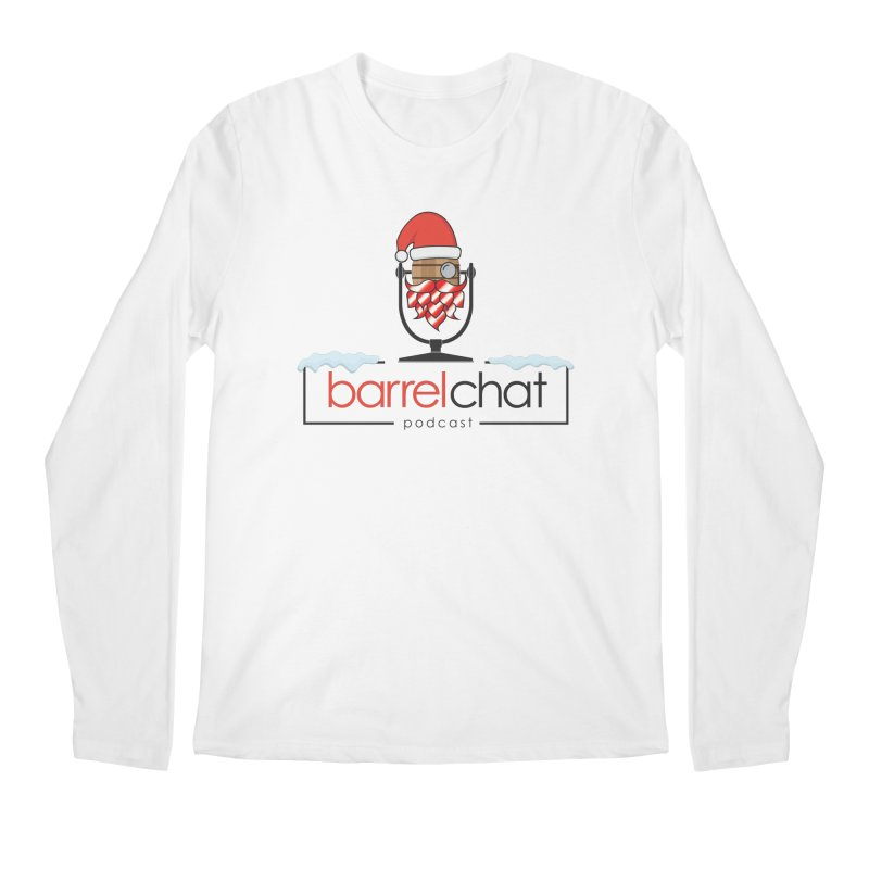 Barrel Chat Podcast - Christmas Men's Regular Longsleeve T-Shirt by Barrel Chat Podcast Merch Shop