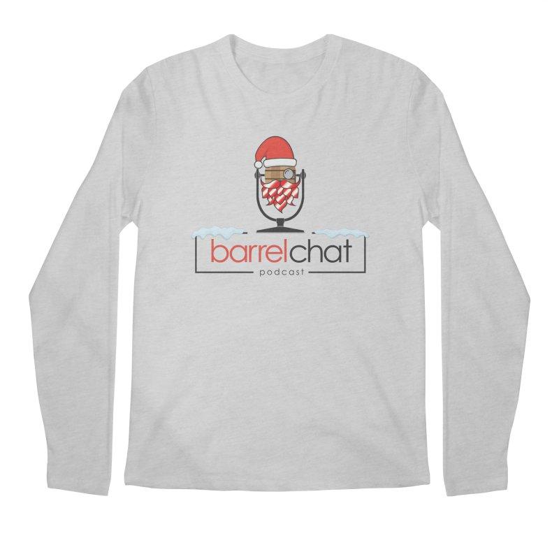 Barrel Chat Podcast - Christmas Men's Regular Longsleeve T-Shirt by Barrel Chat Podcast Merch Shop
