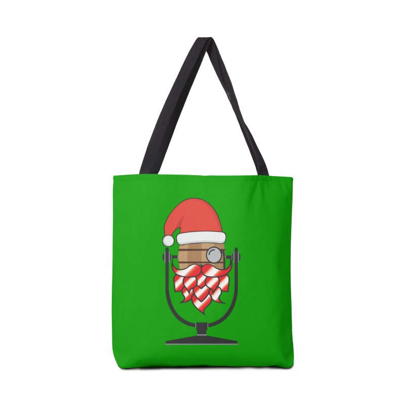 Christmas Hoppy Accessories Tote Bag Bag by Barrel Chat Podcast Merch Shop