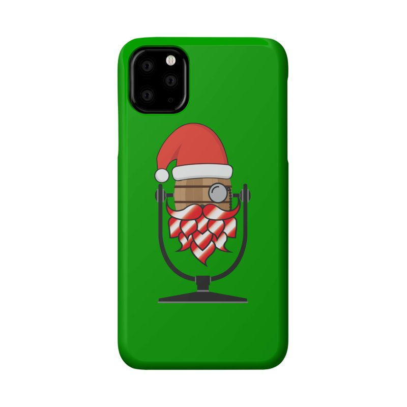 Christmas Hoppy Accessories Phone Case by Barrel Chat Podcast Merch Shop