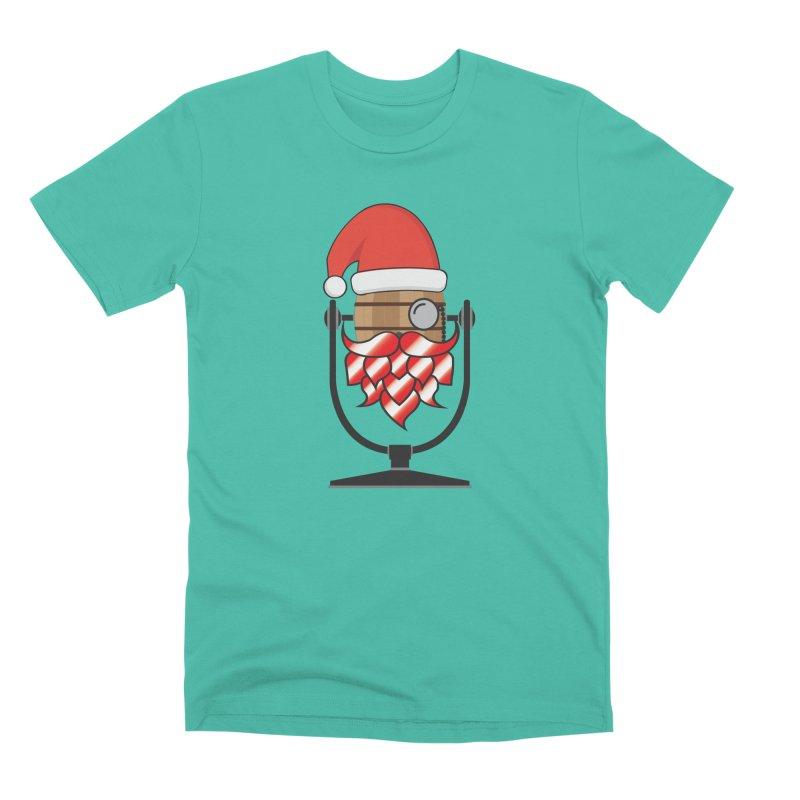 Christmas Hoppy Men's Premium T-Shirt by Barrel Chat Podcast Merch Shop