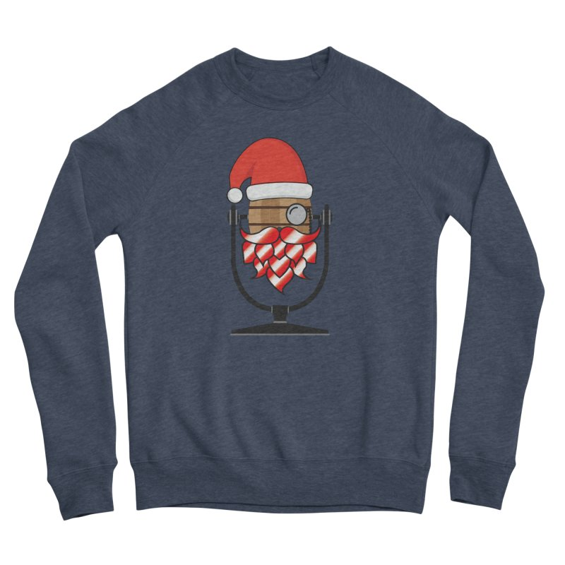 Christmas Hoppy Women's Sponge Fleece Sweatshirt by Barrel Chat Podcast Merch Shop