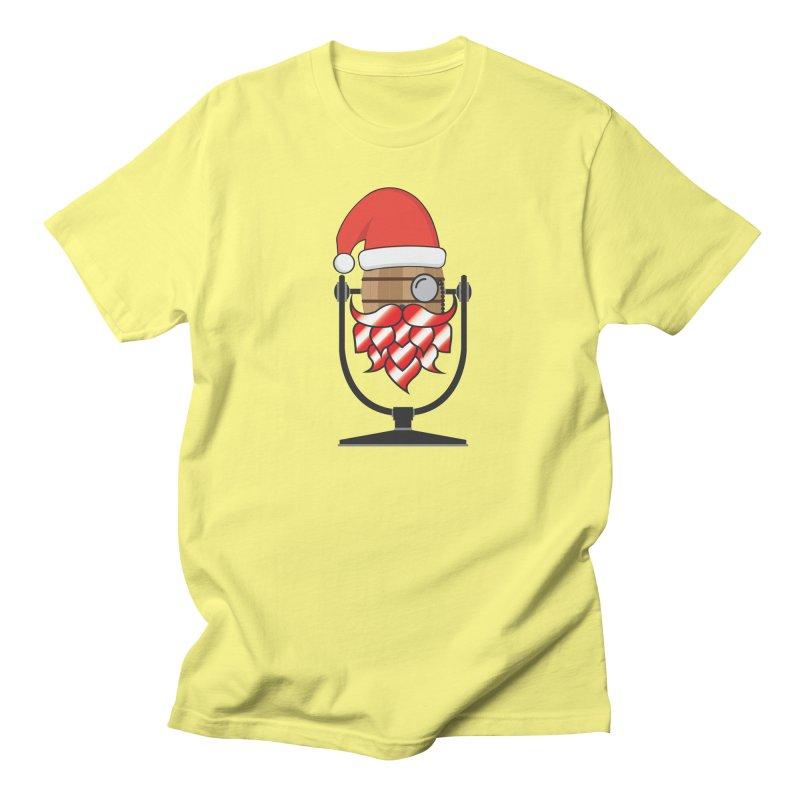 Christmas Hoppy Women's Regular Unisex T-Shirt by Barrel Chat Podcast Merch Shop
