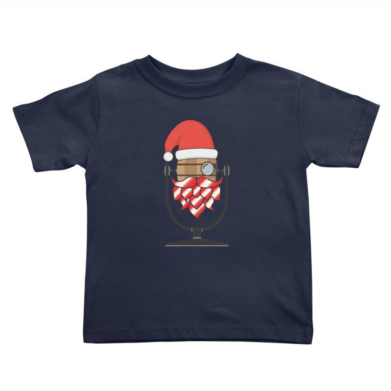 Christmas Hoppy Kids Toddler T-Shirt by Barrel Chat Podcast Merch Shop
