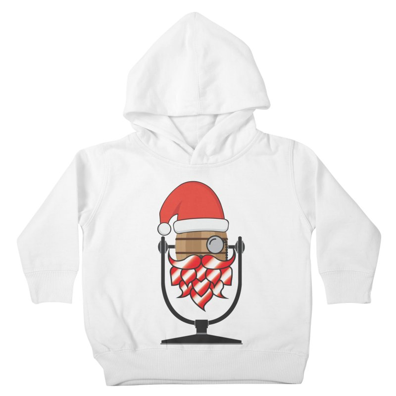 Christmas Hoppy Kids Toddler Pullover Hoody by Barrel Chat Podcast Merch Shop