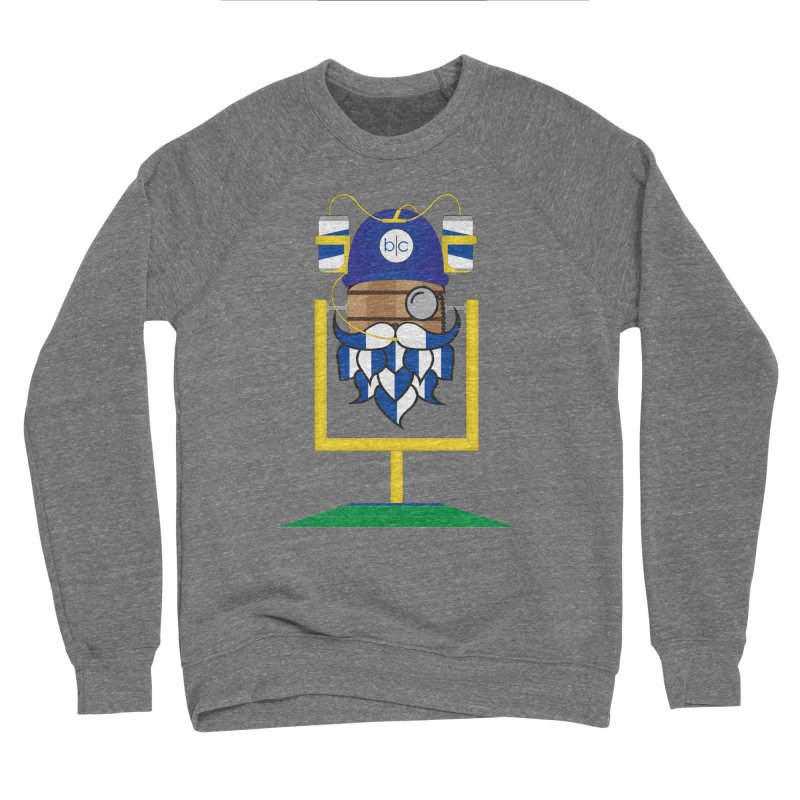 Tailgate Hoppy Women's Sponge Fleece Sweatshirt by Barrel Chat Podcast Merch Shop