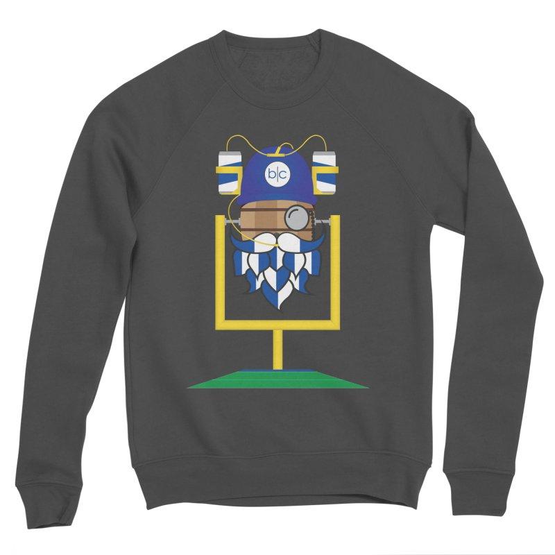 Tailgate Hoppy Men's Sponge Fleece Sweatshirt by Barrel Chat Podcast Merch Shop