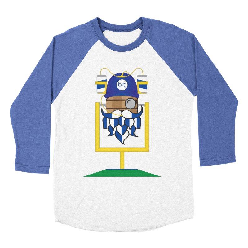 Tailgate Hoppy Women's Baseball Triblend Longsleeve T-Shirt by Barrel Chat Podcast Merch Shop