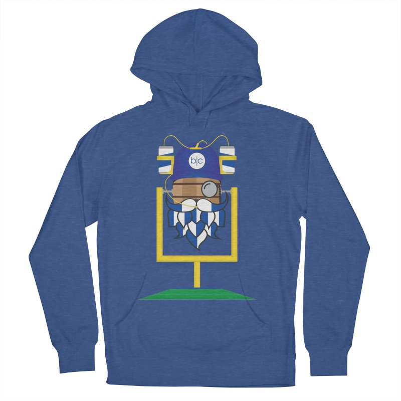 Tailgate Hoppy Men's French Terry Pullover Hoody by Barrel Chat Podcast Merch Shop