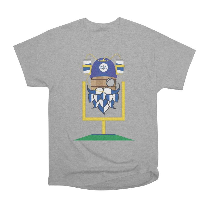 Tailgate Hoppy Men's Heavyweight T-Shirt by Barrel Chat Podcast Merch Shop