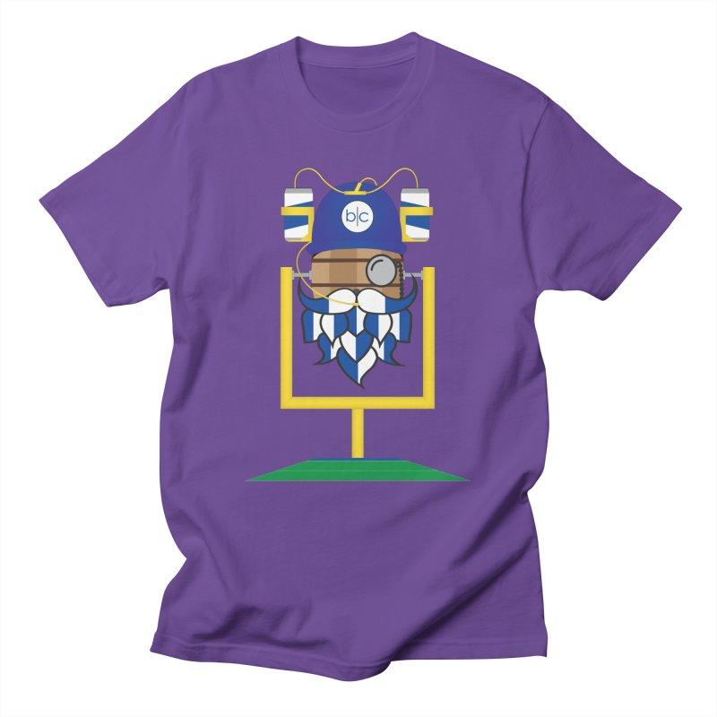 Tailgate Hoppy Men's Regular T-Shirt by Barrel Chat Podcast Merch Shop