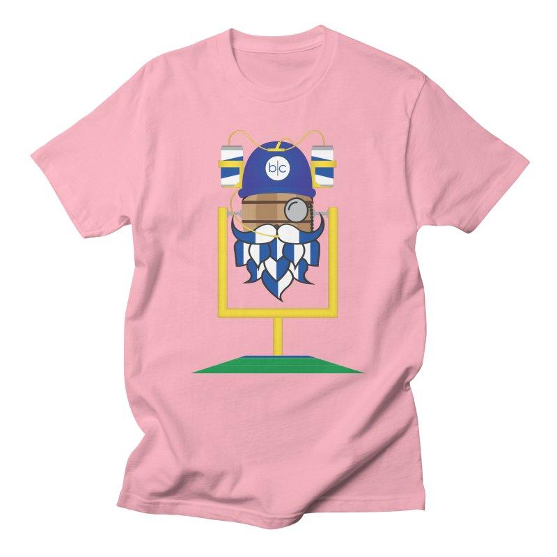 Tailgate Hoppy Women's Regular Unisex T-Shirt by Barrel Chat Podcast Merch Shop