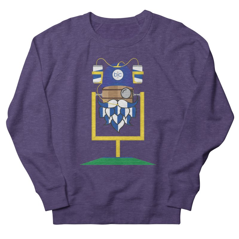Tailgate Hoppy Women's French Terry Sweatshirt by Barrel Chat Podcast Merch Shop